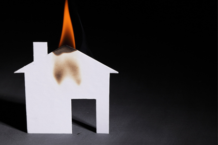 risks of home fires